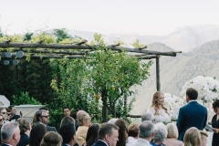 Palazzo Avino Ravello wedding ceremony - wp: Ravello Events, ph: Gianni di Natale Photographers