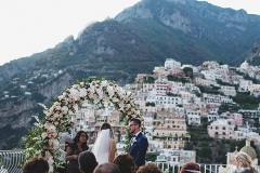 Hotel Marincanto symbolic wedding ceremony in Positano - wp: Emma Events, ph: Alfonso Longobardi